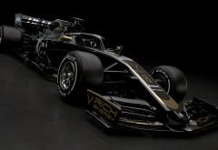 Haas VF-19 2019 F1 Car 4K обои