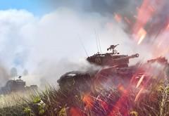 Battlefield V «Удар молнии» игра скачать обои 4K