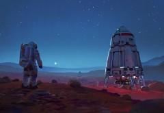 Освоение космоса обои HD