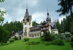 Шикарная архитектура исторического замка