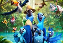 Фото всех героев мультфильма Рио 2