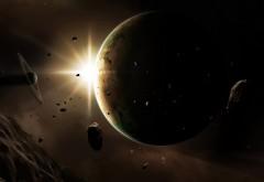 Космос обои разные планеты заставки