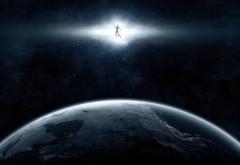 Обои планеты Земля вид из космоса
