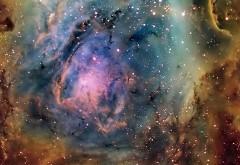Обои космической галактики