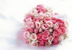 Шикарный букет цветов на день всех влюбленных