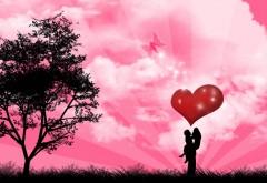 Обои на тему любовь