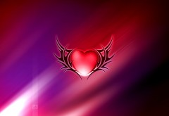 Интересное сердце