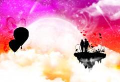 Шикарные обои на тему любовь