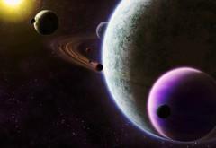 Обои космос солнце, марс, юпитер, нептун, разные планет�…