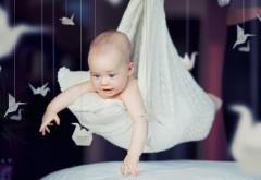 Летающий малыш картинки на рабочий стол