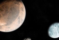 Планеты в космосе фоны на рабочий стол