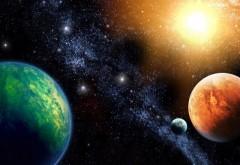 Солнце, земля, мир, планета, венера, марс, космос
