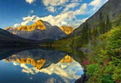 HD Гора Пилатус Швейцария обои, весна, лето