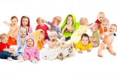 Ребятишки, настроения, дети, ребенок, ляля, много, фон