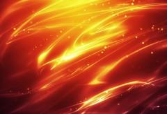 Абстрактные обои огня, фоновая заставка