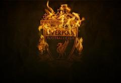 Футбольный клуб Ливерпуль логотип