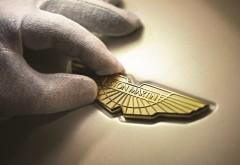 Эмблема Астон Мартин (Aston Martin)
