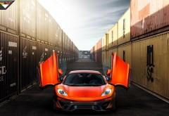 Vorsteiner McLaren MP4-VX hd обои