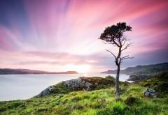 1920x1200, природа Шотландии