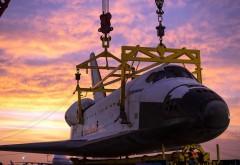 Перевозка космического шатла
