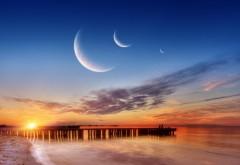 Три луны