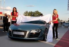Презентация новой Audi R8 GT 2014