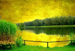 Пейзаж картина