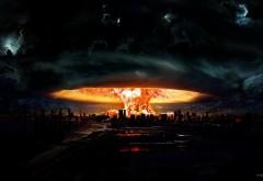 Ядерный взрыв и тьма