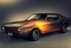 Форд мустанг 1972