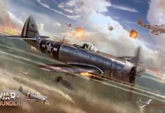 Игра самолеты, воздушный бой