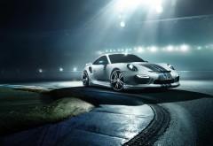 Porsche 911 Turbo 2014 года выпуска