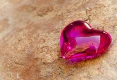 Красивое сердце на день святого Валентина