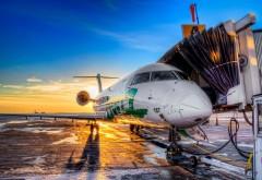 2560x1600  Большой пассажирский самолет обои
