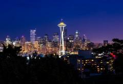 2560x1600, Сиэтл Город в Вашингтоне
