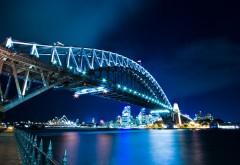 1920x1200, Харбор-Бридж, Мост, Сидней, Австралия