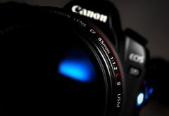 2560x1600, Макро снимок объектива фотоаппарата