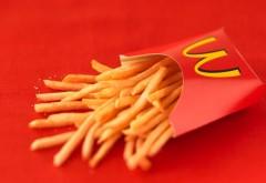 Вкусная кортошечка из Макдональдса
