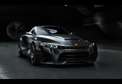 2560x1600, Испанский спорткар, красавец Aspid