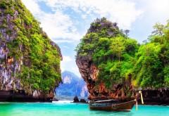 Пляж в Таиланде обои hd