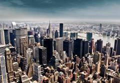 США, Нью-Йорк, город, заставки