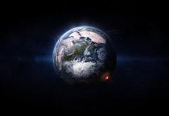 Планета Земля из космоса картинки на рабочий стол