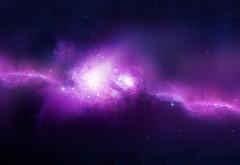 Космическая Туманность заставки на рабочий стол
