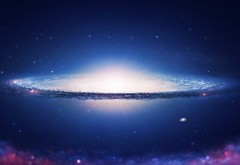 Космическая галактика картинки на рабочий стол