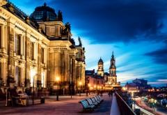 Город Германии обои на рабочий стол