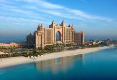 Большой отель в Арабских Эмиратах