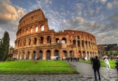 Римский Колизей днём обои