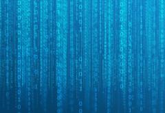 Компьютерные фоны двоичный код