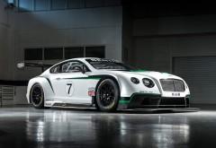 Bentley Continental GT3 картинки автомобиля