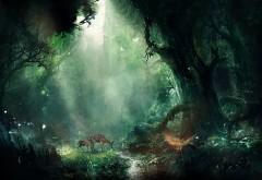 Bambi Jungle Desktop Backgrounds