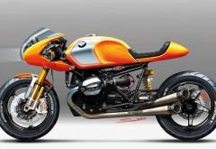 Картинки с мотоциклами БМВ на рабочий стол